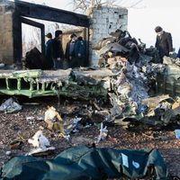 Lezuhant Iránban egy ukrán utasszállító repülőgép