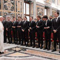 Ferenc pápa tudja a német foci sikerének titkát