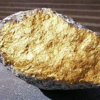 1,5 kg-os aranyrögöt talált egy ausztrál hobbikutató