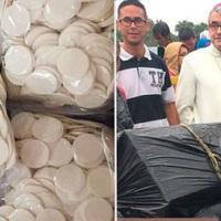 Ostyát adományoz válságban lévő szomszédjának Kolumbia