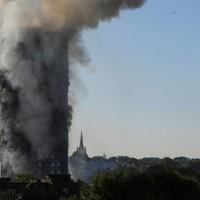 Plébániák is segítik a londoni tűzvész áldozatait