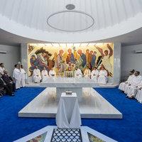Átadták a II. János Pál Missziós Központot Egerben