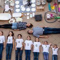 10 gyermek, 60 unokatestvér – pillanatképek egy család életéből