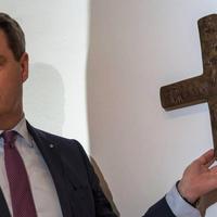 Mégsem lesz kötelező a kereszt a bajor közintézményekben