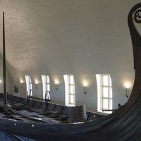 Viking temetési hajókra bukkantak régészek Svédországban