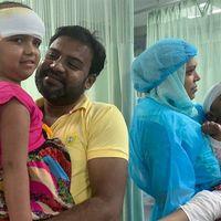 Elhagyhatták az intenzív osztályt a szétválasztott bangladesi ikrek