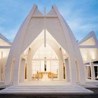 Lélekemelő épület, inspiráló környezetben (galéria)