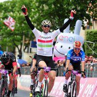 Magyar csapat nyerte a Giro E-versenyt