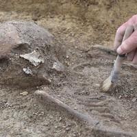 Óbuda legnagyobb ókori temetőjét tárják fel
