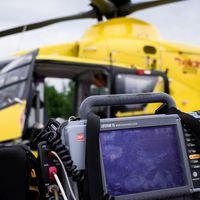 Éjszakai mentésre is alkalmas helikopterek állnak szolgálatba