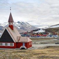 Nincs temetője a világ legészakibb templomának