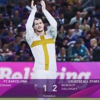 Amikor Messi nem jut messzire – erre aligha számítottunk az evangélikusoktól