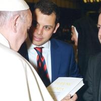 Ferenc pápa: Imádkozom a magyarokért