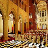 Kísértetzenekar segíti a Notre-Dame újjáépítését
