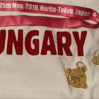Újabb magyar sportsiker: öt világbajnoki cím!
