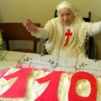Tíz pápát is megélt a 110 éves apáca