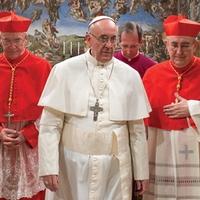Léket kapott a pápaellenesség kalózhajója