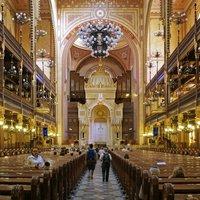 Európa legnagyobb működő zsinagógáját 160 éve adtak át