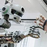 Emberalakú robotot küldtek Oroszországból az űrbe