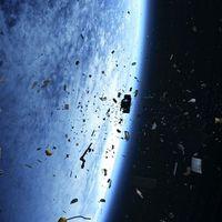 Az űrszemét feltakarítására készül az Európai Űrügynökség