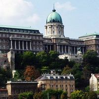 Különleges építészeti maradványok kerültek elő a Budavári Palotában