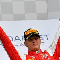Mick Schumacher futamot nyert a Hungaroringen