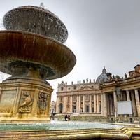 Leállnak a vatikáni szökőkutak