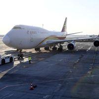 Újabb orvosi eszközöket szállító gép érkezett Kínából