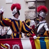 Huszonhárom új svájci gárdista tesz esküt a Vatikánban