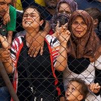 Jézus és a migránsok
