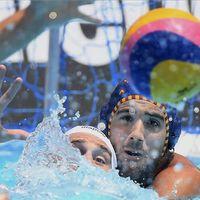 Legyőzte a spanyolokat a férfi vízilabda-válogatott