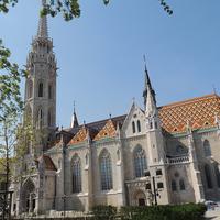 Tárlatvezetés a Mátyás templomban