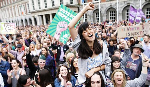 Írországban menő ateistának lenni