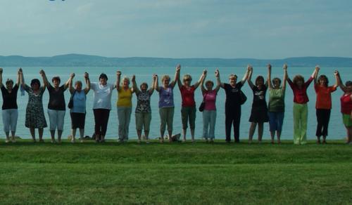 Negyed százada alakult: Nők a Balatonért Egyesület
