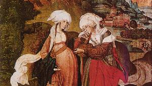 Amikor Mária és Erzsébet találkoznak a nőgyógyásznál...