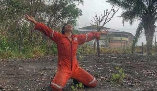 A heves esők eloltották a bolíviai esőerdőket pusztító tüzeket