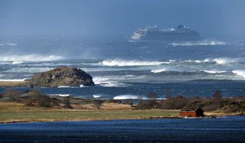1300 utast mentenek a norvég tengerjáróról
