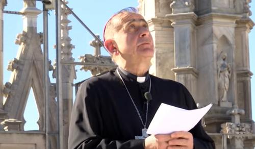 A déli harangszó új értelmet kap az itáliai városban (videókkal)