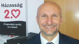 Mihalec Gábor: Nem minden párkapcsolat menthetetlen, ami annak tűnik