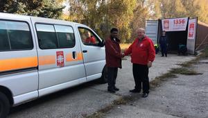 Magyar mentőautók járnak Etiópiában