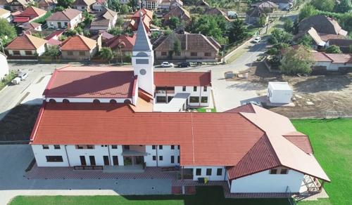 Kálvin-központot avattak Nagykárolyban