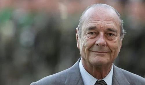 Meghalt Jacques Chirac volt francia államfő