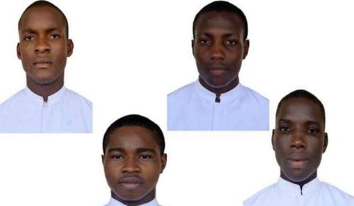 Szabadon engedték az egyik elrabolt nígériai szeminaristát