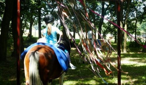 Véget értek a lovasterápiás táborok