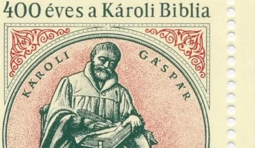 A Biblia üzenete bélyegeken