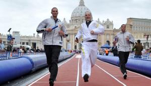 A Vatikán is ott lesz a téli olimpián