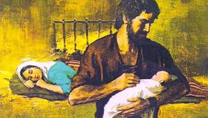 Szent József csak statisztált Jézus születésekor?