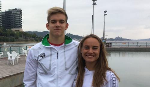 Rasovszky Kristóf ismét aranyérmes