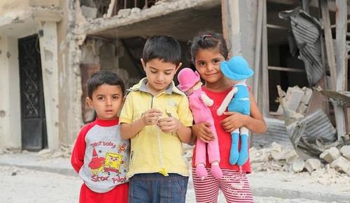 Magyar adományból épül gyermek- és családsegítő központ Aleppóban
