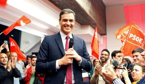 A szocialista párt nyerte a spanyol választásokat